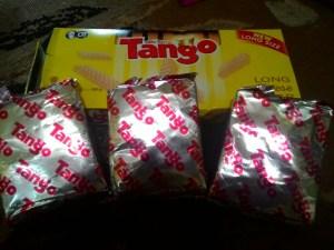 Tango Long Cheese Wafer : Cukup Untuk 3X Gigit