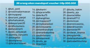 38 winner