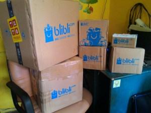 18 Hari Cash Back Sakuku Blibli : Nikmatnya Belanja Setiap Hari