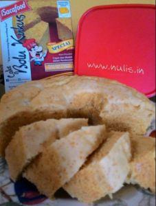 Bolu Kukus Isacafood : Lumayanlah Walau Agak Kurang Lembut