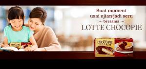 Share Quality Time Bersama Choco Pie Berhadiah Voucher Sodexo
