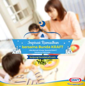 Ramadhan Kraft Berhadiah Peralatan Masak