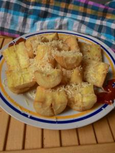 Cassava Fried Cheese