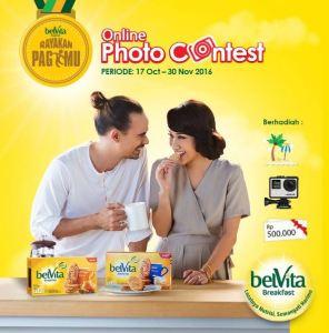 Belvita Foto Kontes Sarapan Berhadiah Paket Liburan Seru