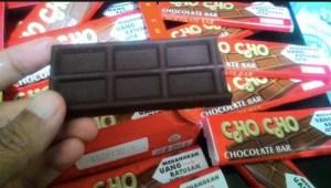 Chocho Milk Chocolate Bar : Coklatnya Pas Ga Over Manisnya