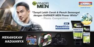 Garnier Men Photo Competition Berhadiah Helm Nolan