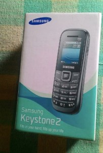 Samsung Keystone : Hadiah Smax Vilee Daily