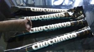 Chocholatos Wafer Roll : Sihitam Nan Lezatoss