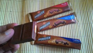 Van Houten Coklat Bar : Sulit Mencarinya