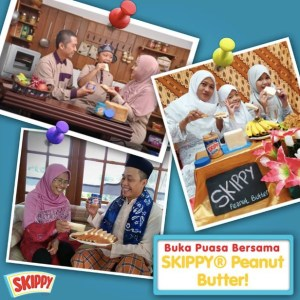 Momen Buka Puasa Bersama Skippy Berhadiah Voucher MAP