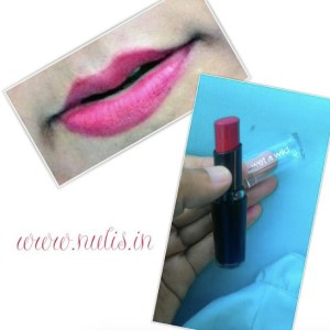 Lipstik Wet n Wild Stop Light Red : Menor Banget