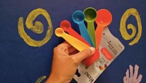 Reno Measuring Spoons : 5 Sendok Takar Kuat Aneka Warna