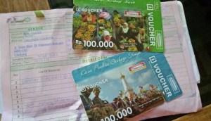 Voucher Indomaret 200K Hadiah  Kontes Foto Bangga Menjadi Indonesia