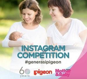 Generasi Pigeon Berhadiah Hampers Senilai 500K Untuk 60 Pemenang