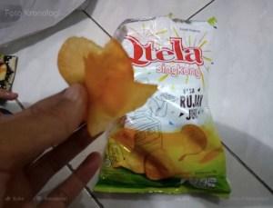 Qtela Singkong Rujak Juhi : Kirain Pedes....
