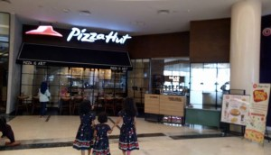 Pizza Hut Purwokerto : Nyaman Juga Buat Nongki Syantik