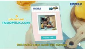 Indomilk Tajil Sikecil Berhadiah Voucher Belanja & Umroh
