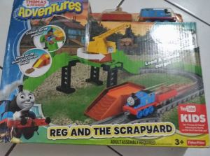 THOMAS & FRIENDS ADVENTURE : Hadiah Doremi Indomaret