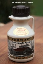 Little Charlie's Sugarbush maple syrup 1166