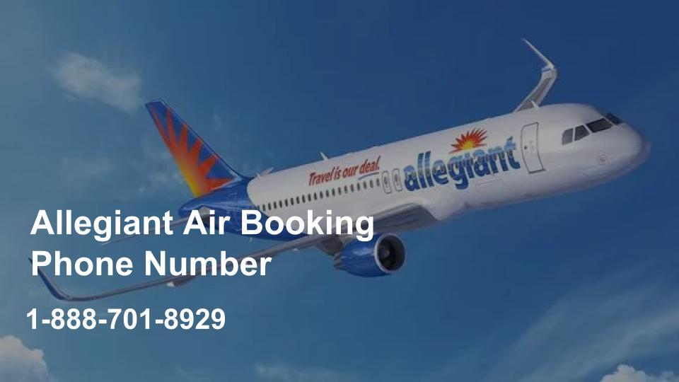 Allegiant Air Booking Phone Number 1-888-206-5328Reservations Helpline
