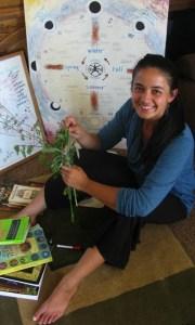 Sandra Lory is a food and health educator