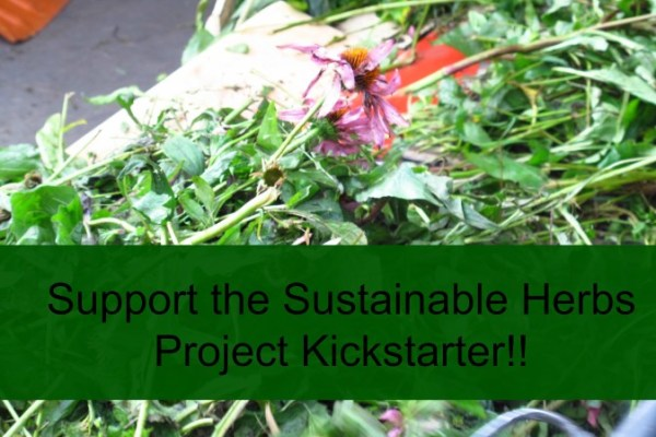 The Sustainable Herbs Project is an interactive documentary/website to bring greater transparency and sustainability to the herb industry. Support our Kickstarter!!