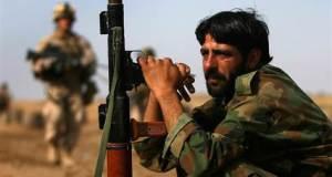 AfghanArmy soldier