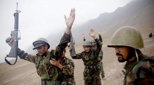 Afghan+National+Army