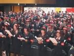 私鉄労働組合…スト権行使を背景に春闘勝利総決起