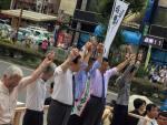 7/6長野駅前…市民と3野党代表による街頭演説会【続報】