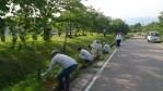 犀沢公園橋通りを愛する会…月例ボランティア