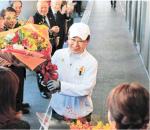 加藤市長…2期目の抱負を語る《会派総会》