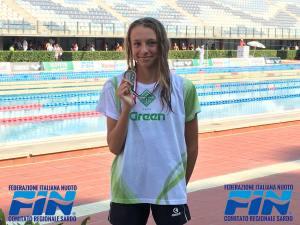 Campionati italiani giovanili estivi 2018 ph. FIN SARDEGNA