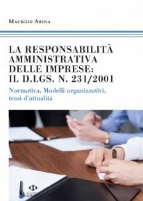cover_Arena_Responsabilita amministrativa delle imprese_300dpi