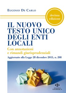 cover testo unico Enti locali_X EDIZIONE_72dpi