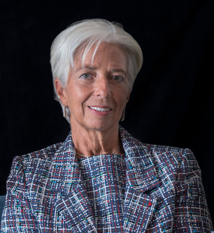 lagarde christine cv