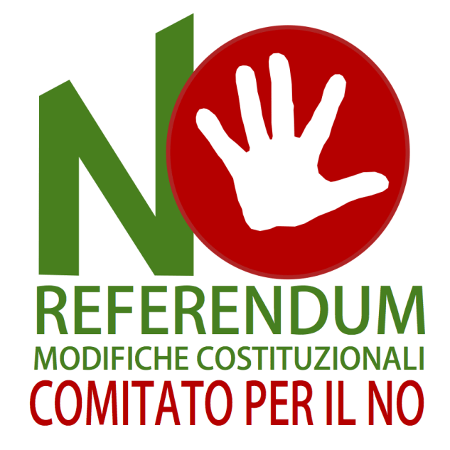 no referendum renzi