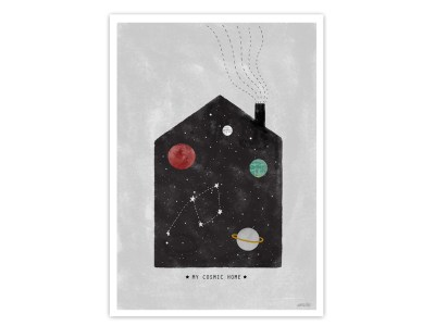 Lamina cosmic home