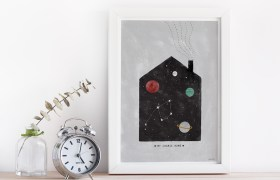 Lamina cosmic home2