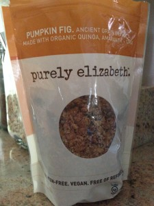 Purely Elizabeth is Purely delicious and nutritious!