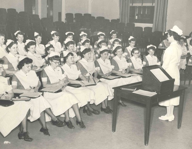American Nursing An Introduction To The Past O Nursing