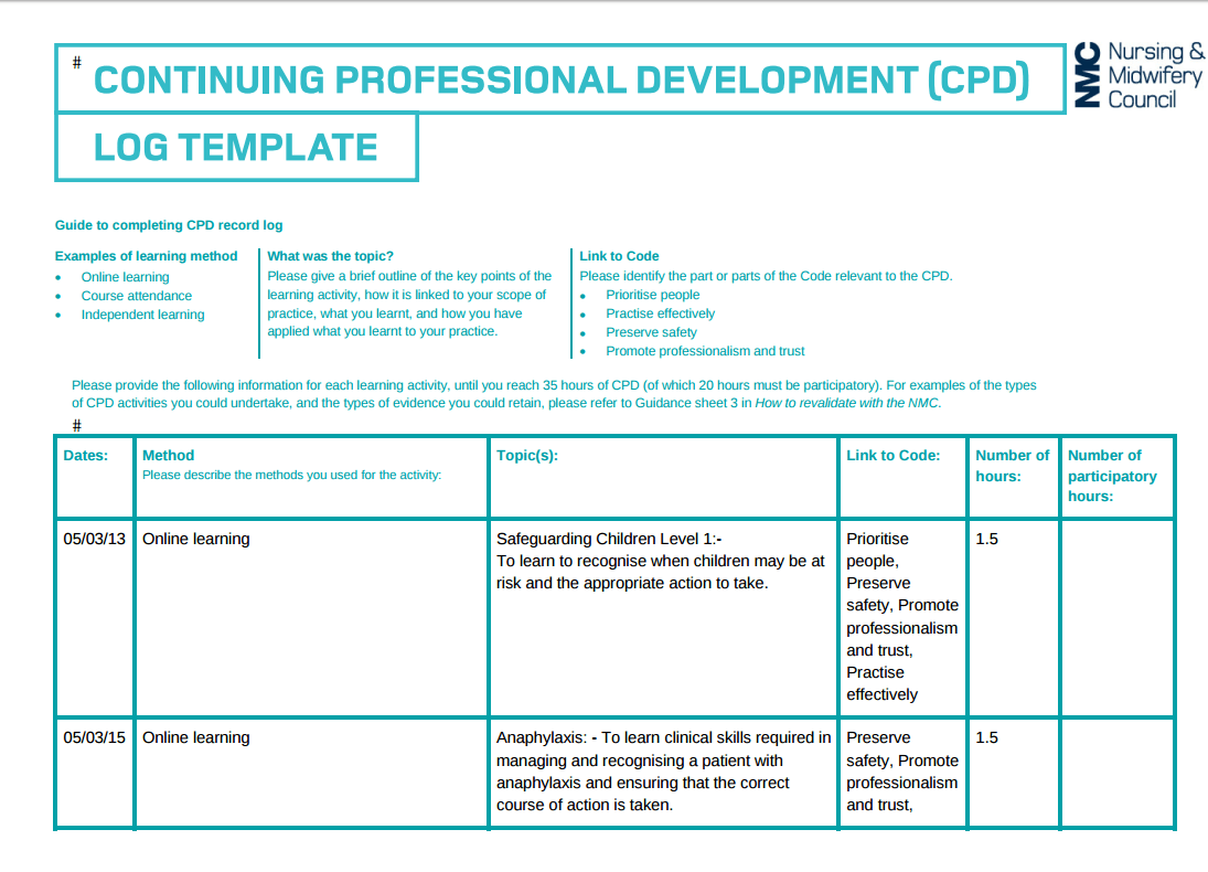 How To Build Up Your Cv Build A Free Cv In Minutes Just 3 Easy Steps Professional Help With Your Nursing Cpd Portfolio