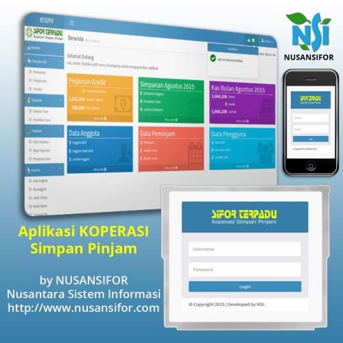 Skripsi Akuntansi Koperasi Simpan Pinjam Koleksi Skripsi Lengkap Dari Berbagai Jurusan Akuntansi 1 Aplikasikoperasi2