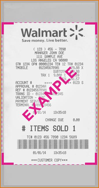 create receipts online