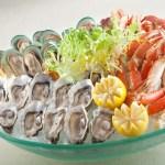 Ostres, musclos i cranc millors opcions entre els crustacis
