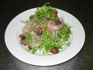 Kelp Noodles Salad