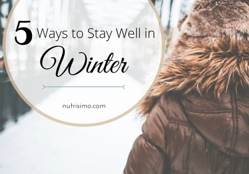 Five Ways to Stay Well in Winter