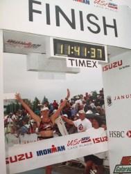 IM USA 2001 finish