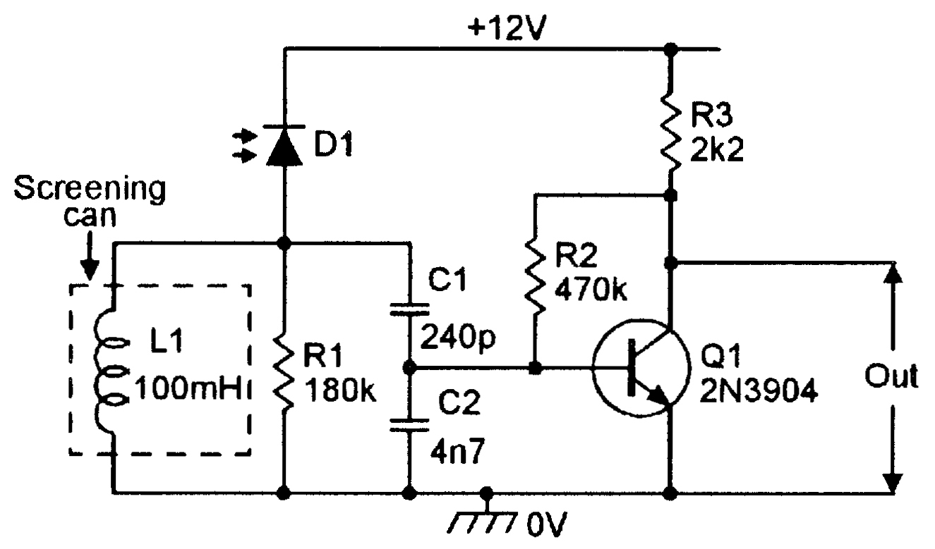 photodiode receiver circuit