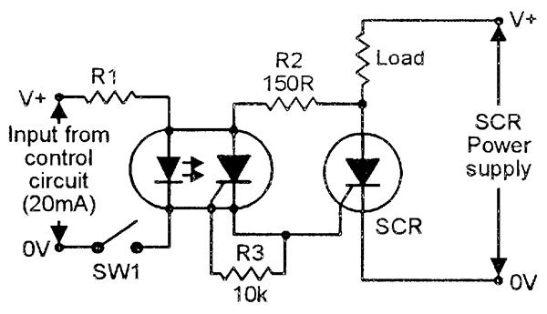 diac triac and quadrac for ac power control